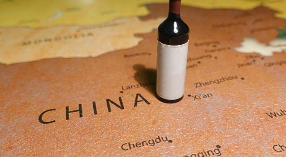 Wina made in China coraz popularniejsze