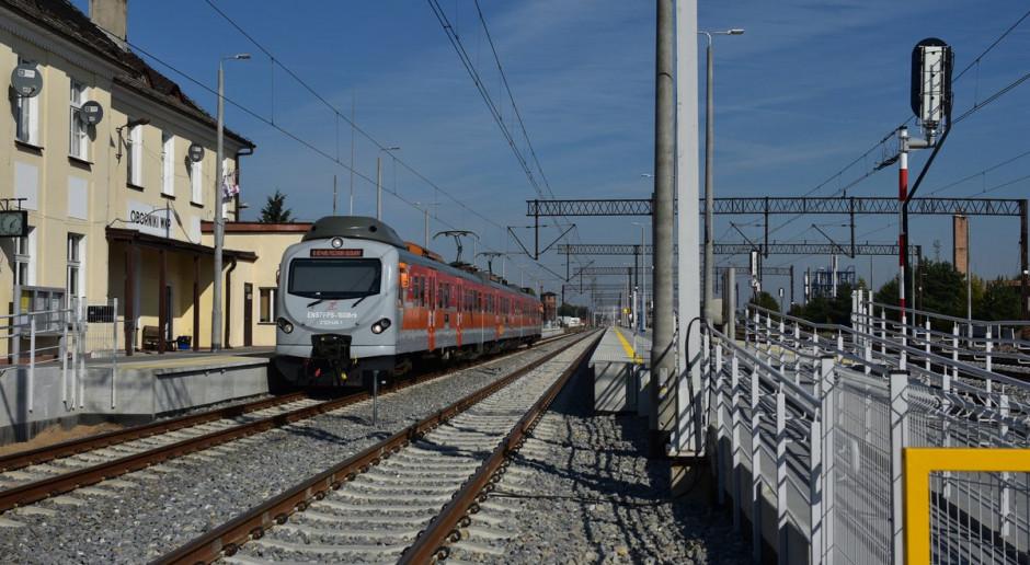 Inwestycje kolejowe na liniach do miast wojewódzkich i do portów nad Bałtykiem