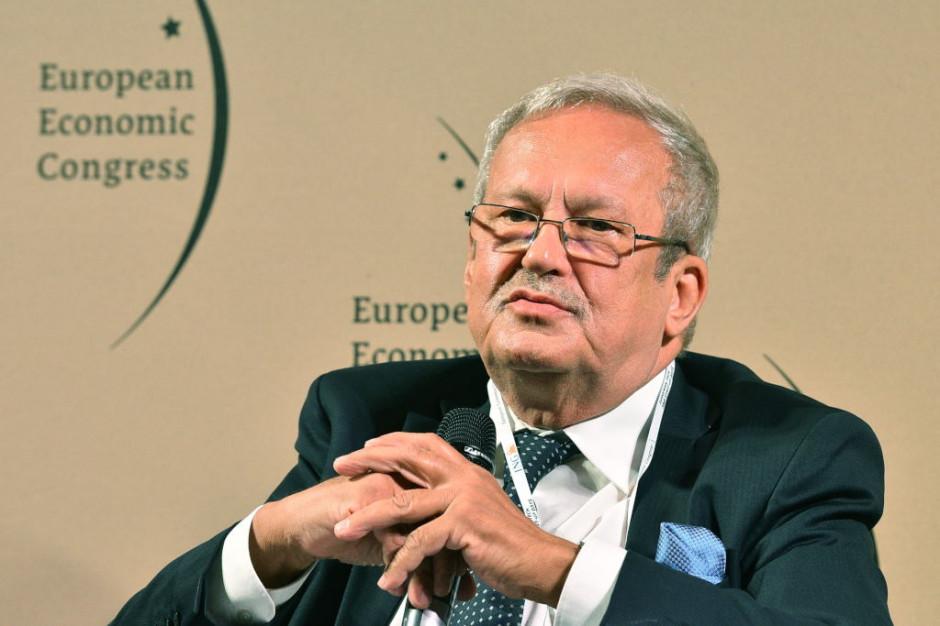 Janusz Steinhoff zaznacza, że czeka nas głęboka restrukturyzacja górnictwa (fot. PTWP)