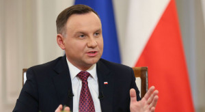 Prezydent: Rozwój Trójmorza służy całej Unii Europejskiej
