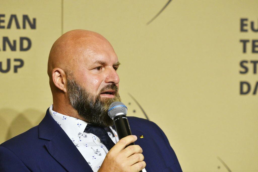 Dariusz Wabik, Sales Manager, FANUC Polska (fot. PTWP)