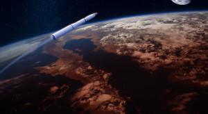 Fragment chińskiej rakiety spadnie na Ziemię