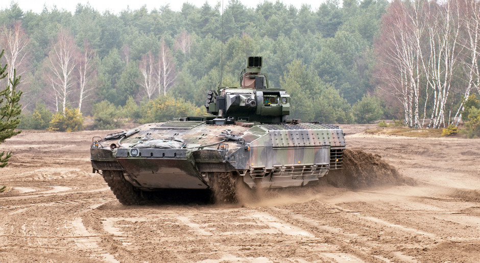 Niemiecki producent elektroniki wojskowej wybiera się na giełdę