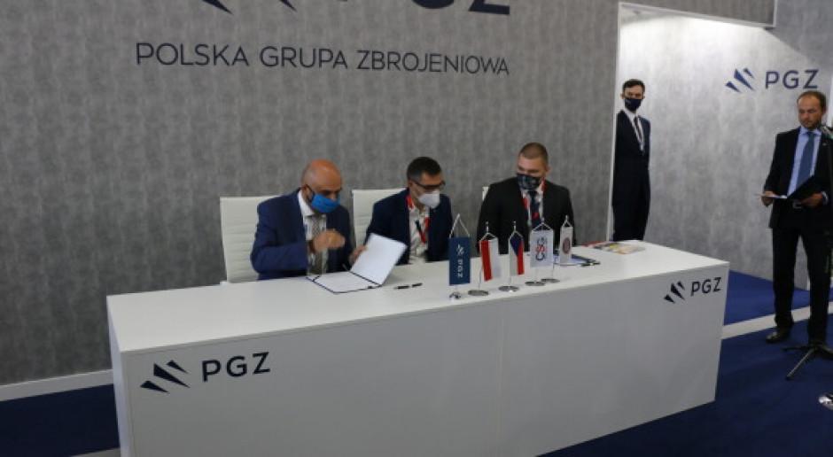 HSW i Tatra podpisały porozumienie o produkcji pojazdu 4x4