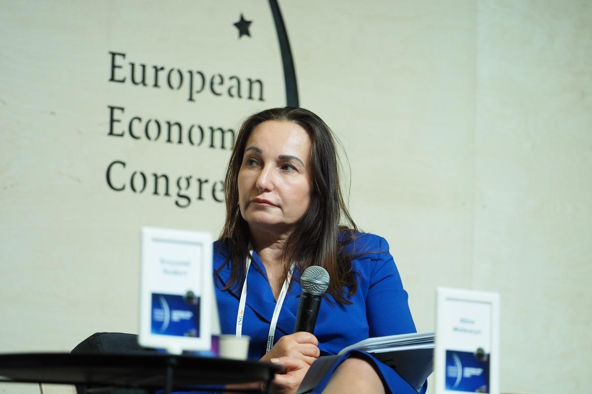 Alina Woloszyn, partner KPMG (fot. PTWP)