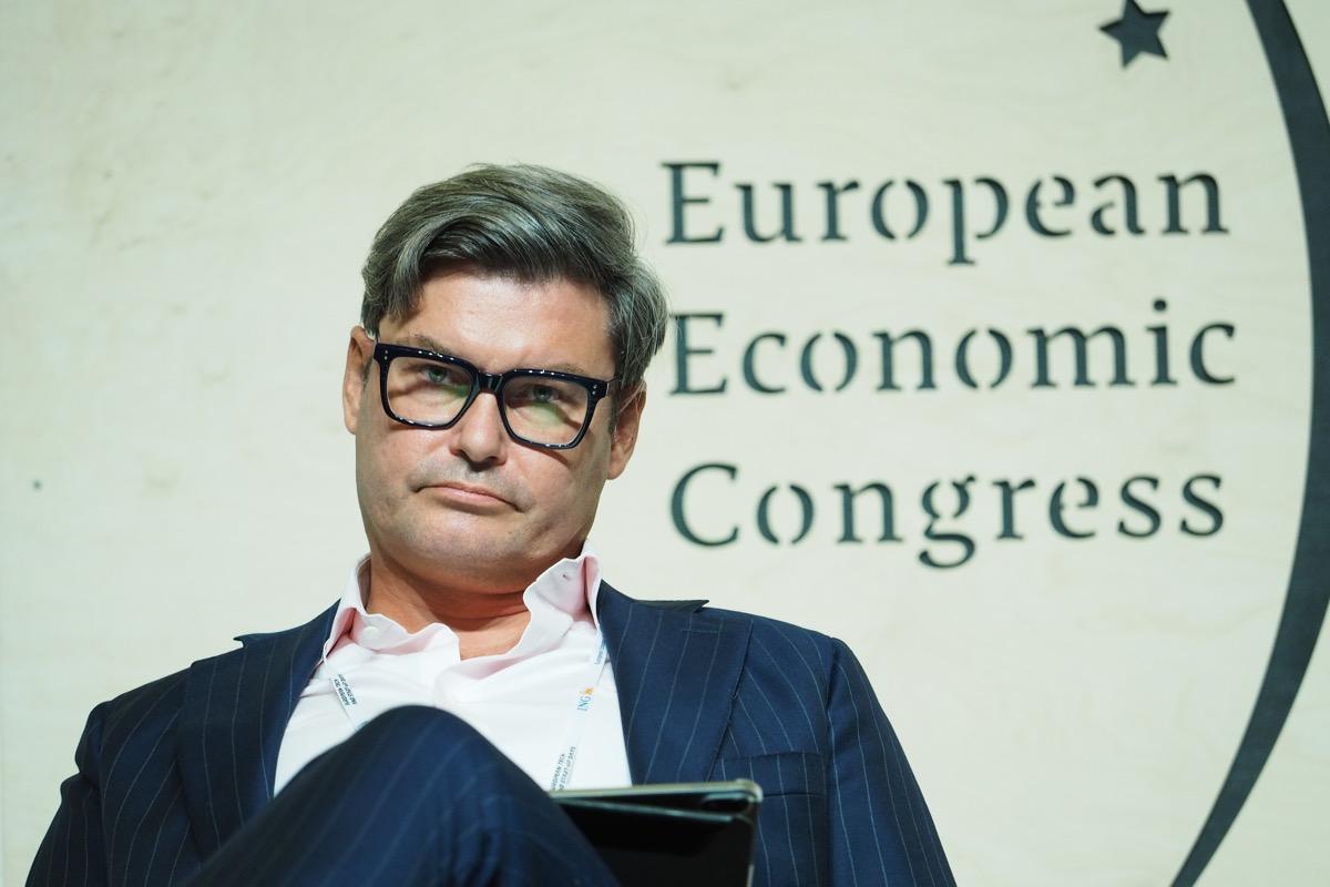 Krzysztof Krawczyk, partner w CVC Capital Partners (fot PTWP)