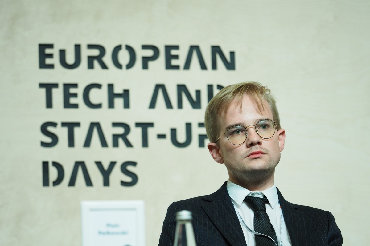 Piotr Patkowski, podsekretarz stanu w Ministerstwie Finansów i główny rzecznik dyscypliny finansów publicznych (fot. PTWP)