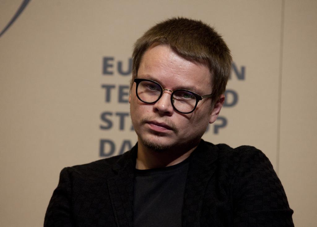 Jarosław Królewski, prezes firmy Synerise (fot. PTWP)