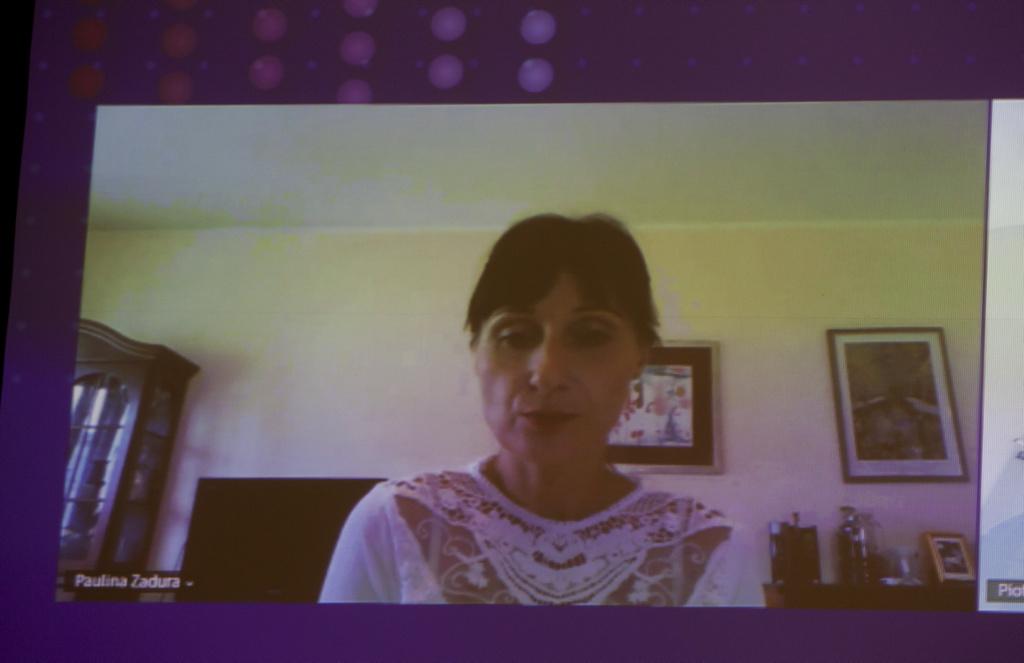 Paulina Zadura, dyrektor Departamentu Analiz i Strategii w Polskiej Agencji Rozwoju Przedsiębiorczości (fot. PTWP)