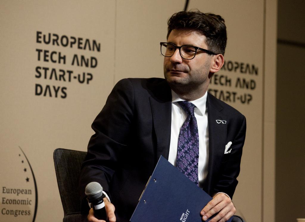Karol Tokarczyk, analityk ds. gospodarki cyfrowej, Polityka Insight - moderator debaty