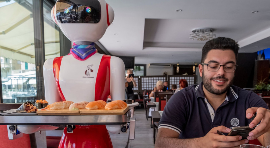 Roboty mogą zarabiać na nasze pensje. Niemcy już eksperymentują