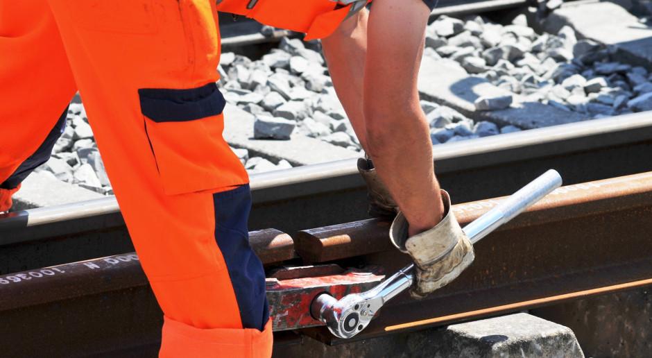 Rośnie liczba niebezpiecznych zdarzeń na budowach kolejowych