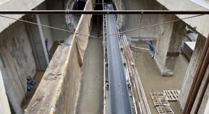 Zobacz postępy prac przy budowie drugiej linii metra