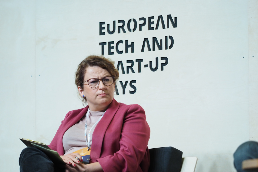 Joanna Maćkowiak-Pandera, prezes Forum Energii (Fot. PTWP)