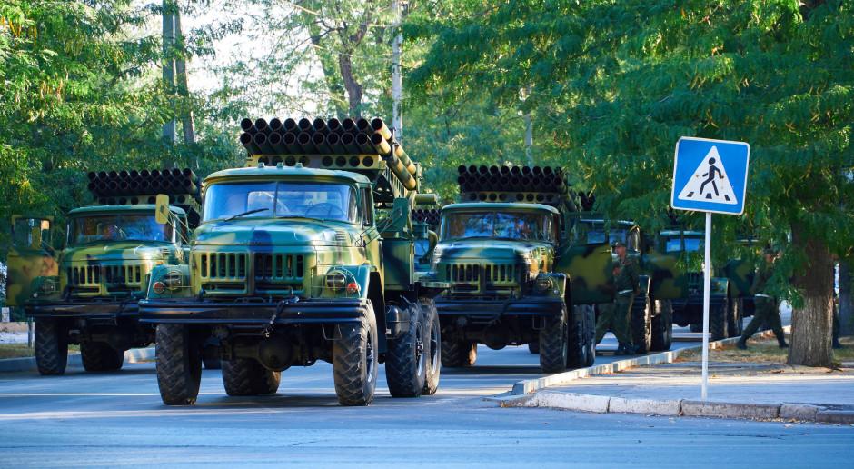 Rosjanie trzymają za granicą przeterminowany arsenał. To grozi potężnym wybuchem