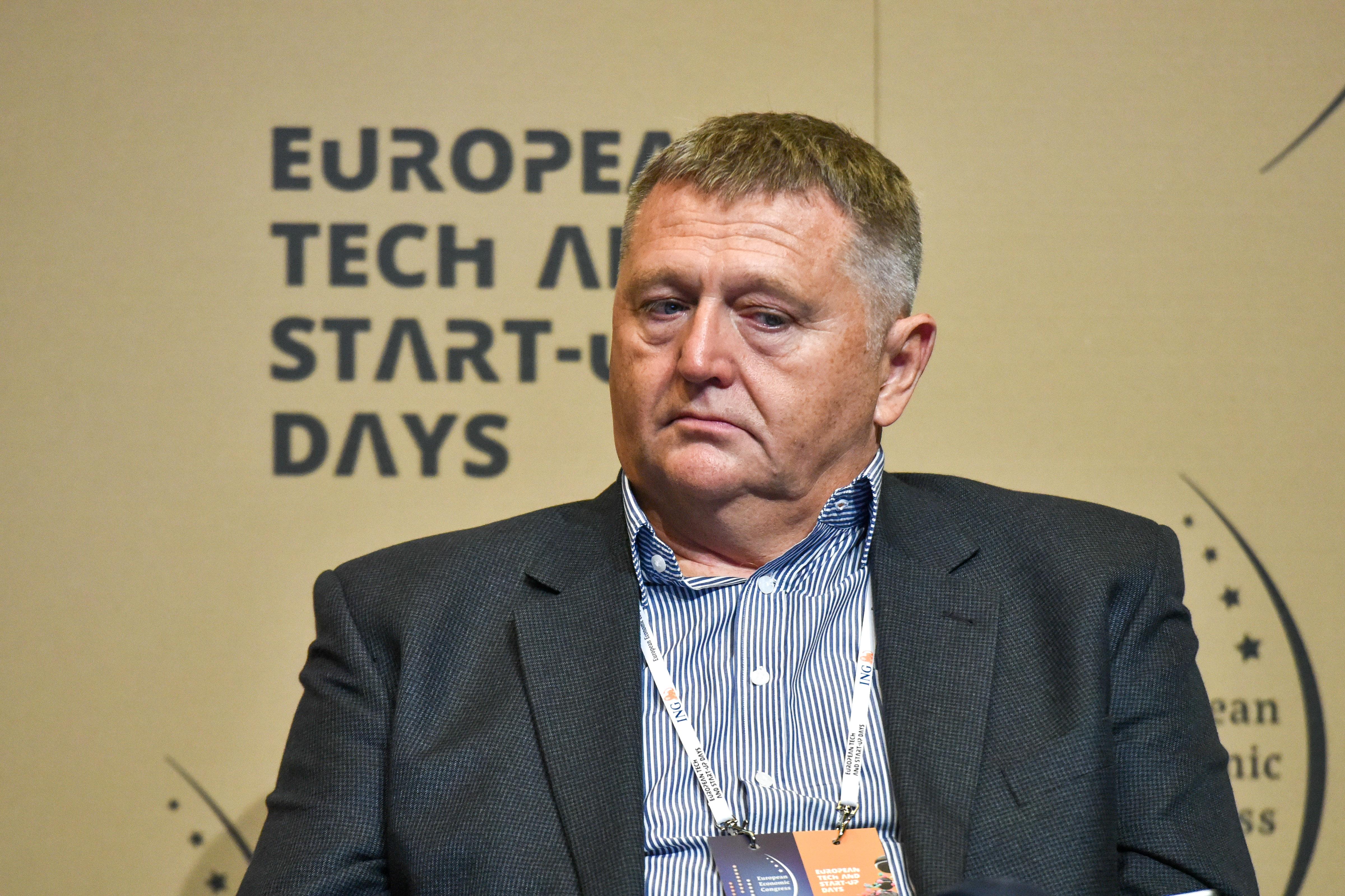 Borys Stokalski, członek Rady Polskiej Izby Informatyki i Telekomunikacji, Rethink (Fot. PTWP)