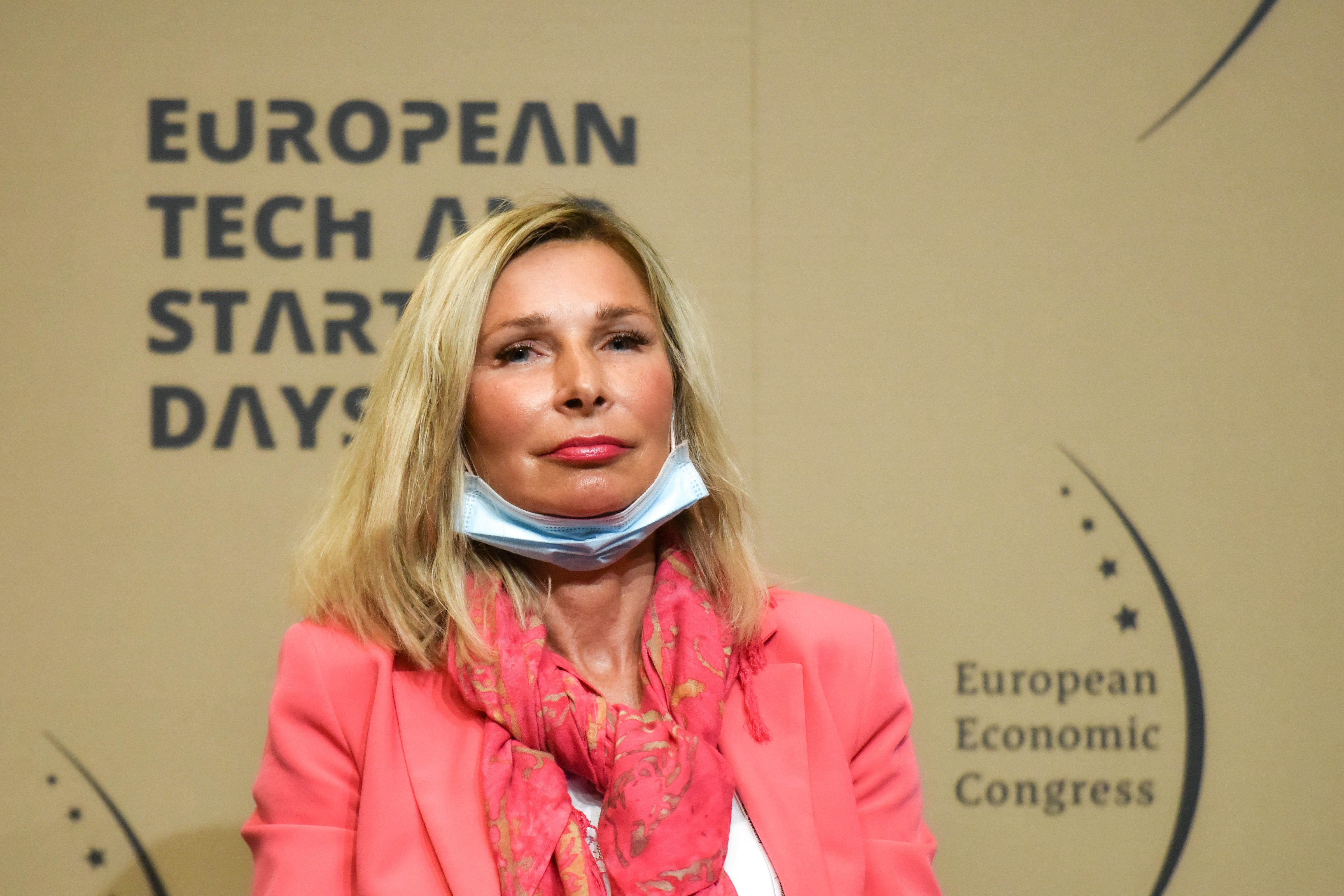 Anna Katarzyna Nietyksza, prezes zarządu Cloud Community Europe Polska (Fot. PTWP)