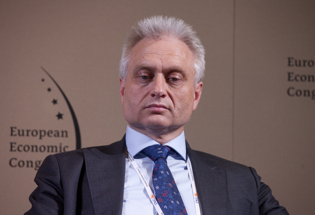 Marek Serafin, prezes zarządu, dyrektor zarządzający, Koksownia Częstochowa Nowa. Fot. PTWP