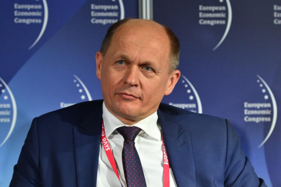 Jerzy Śledziewski, wiceprezes Banku BNP Paribas