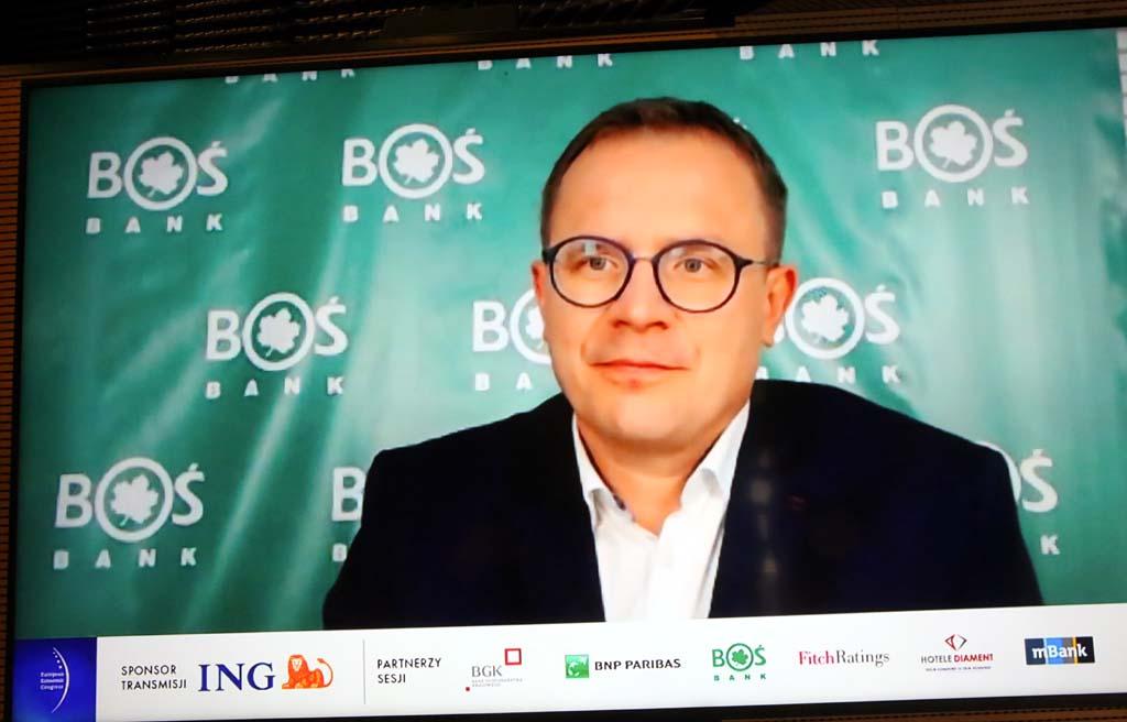 Emil Ślązak, prezes Banku Ochrony Środowiska