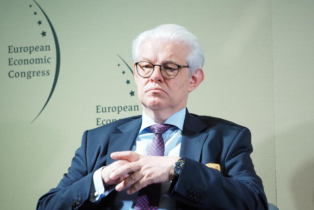 Jakub Foryś, prezes Polskiego Związku Przemysłu Motoryzacyjnego Fot. PTWP.