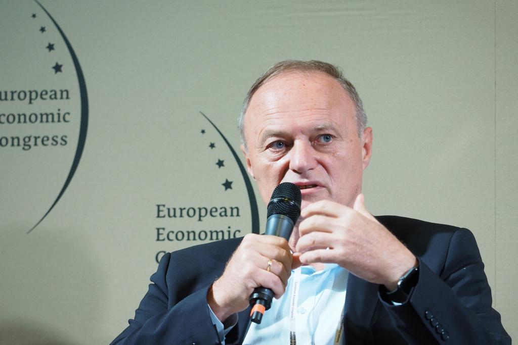 Andrzej Korpak, dyrektor generalny, Opel Manufacturing Poland i PSA Manufacturing Poland Fot. PTWP.