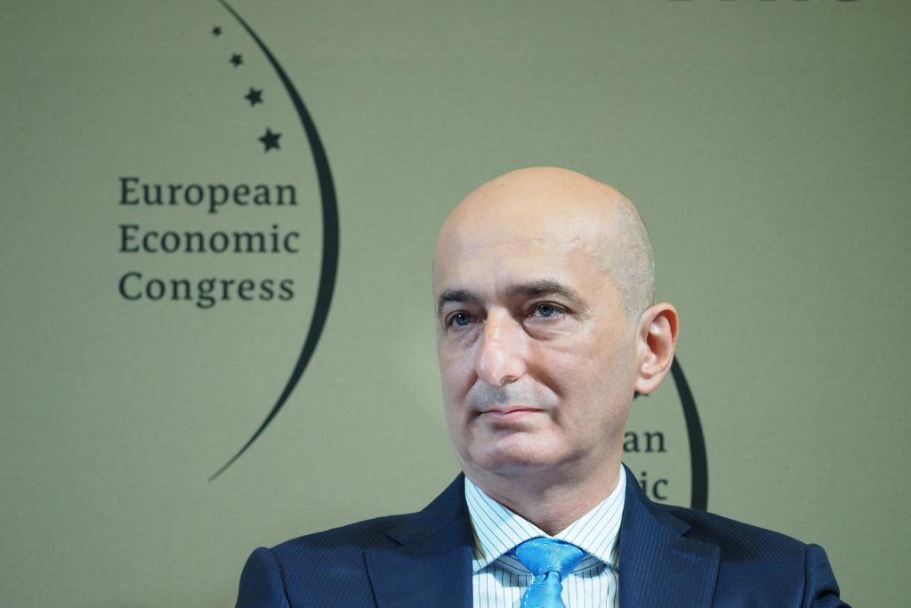 Dariusz Mikołajczak, prezes Toyota Motor Manufacturing Poland. Fot. PTWP.