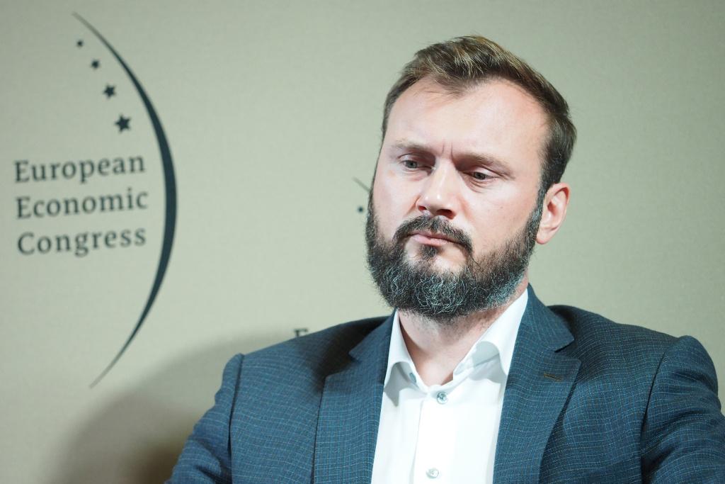 Łukasz Maliczenko, dyrektor ds. rozwoju technicznego produktu, ElectroMobility Poland. Fot. PTWP.