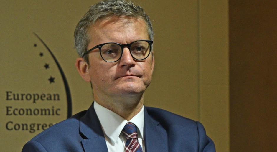Grzegorz Witkowski nowym wiceministrem infrastruktury