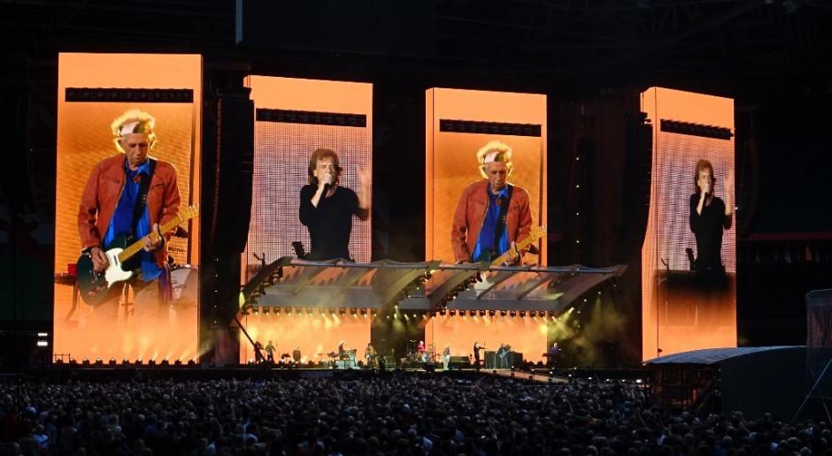 The Rolling Stones otworzyli sklep w Londynie
