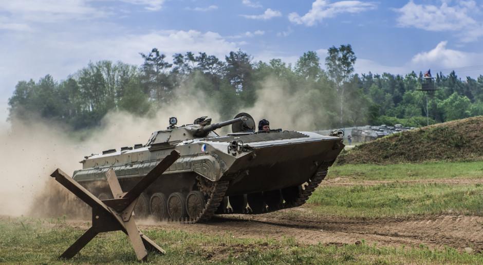 Wojsko analizuje możliwości modernizacji wozów piechoty BWP-1