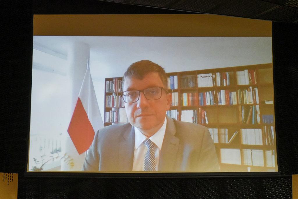 Marcin Roszkowski, prezes Instytutu Jagiellońskiego (fot. PTWP)