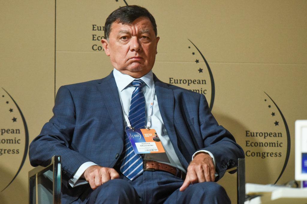 Janusz Olszowski, prezes Górniczej Izby Przemysłowo-Handlowej (fot. PTWP)