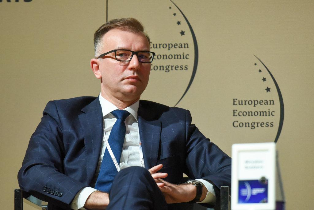 Mirosław Bendzera, prezes Grupy Famur (fot. PTWP)
