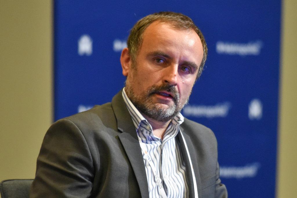 Paweł Korzec, prezes DroneRadar