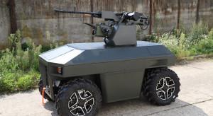Polski autonomiczny pojazd rozpoznawczo-bojowy zaliczył testy