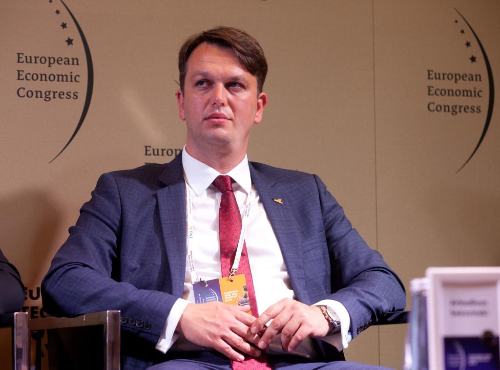Arkadiusz Sekściński, wiceprezes zarządu ds. rozwoju PGNiG