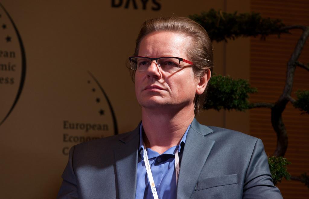 Jacek Smyczyński, ekspert ds. paliw alternatywnych w PKN Orlen