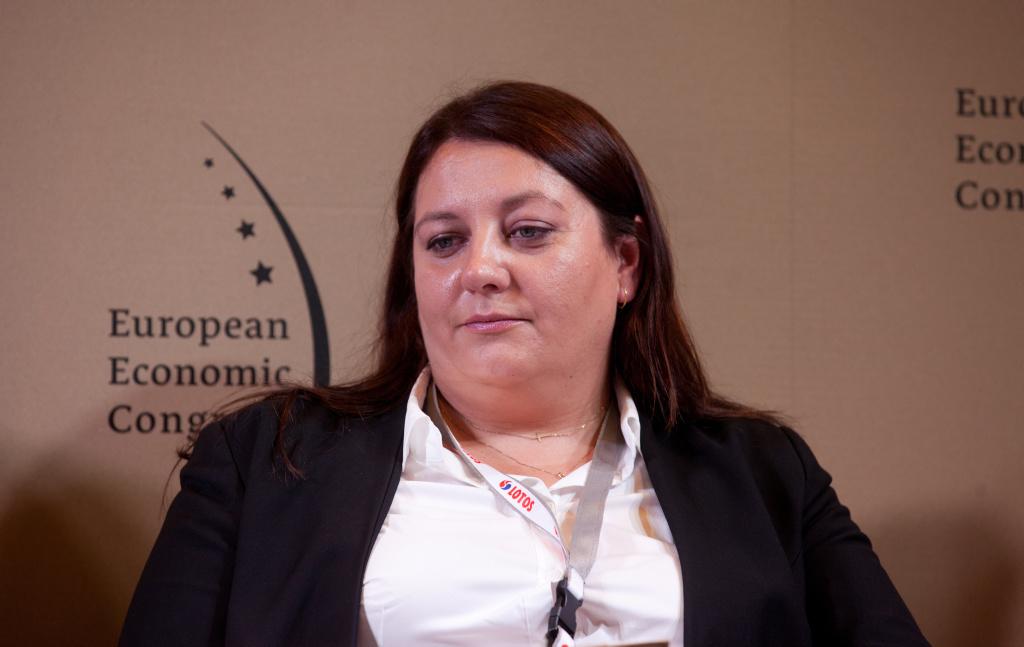 Sylwia Pawlak, dyrektor ds. innowacji Grupy Lotos