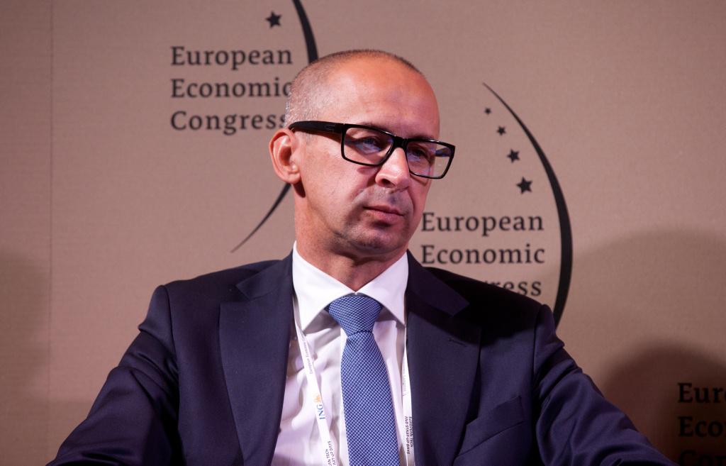 Kazimierz Karolczak, przewodniczący zarządu Górnośląsko-Zagłębiowskej Metropolii
