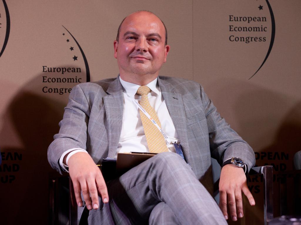 Daniel Ozon, wiceprezes zarządu Stowarzyszenia Polski Wodór