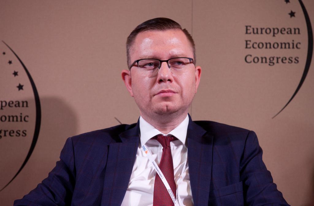 Krzysztof Kubów, sekretarz stanu, szef Gabinetu Politycznego Prezesa Rady Ministrów