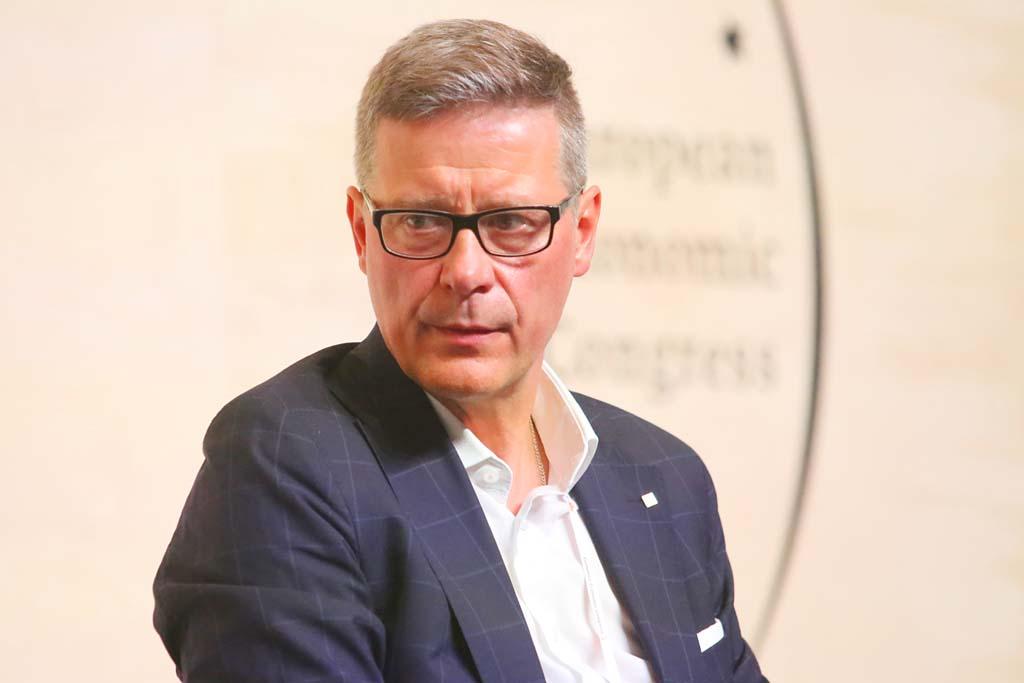 Jacek Szymczak, prezes zarządu Izby Gospodarczej Ciepłownictwo Polskie ( Fot. PTWP).