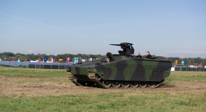 Na Węgrzech powstanie fabryka pojazdów bojowych Lynx