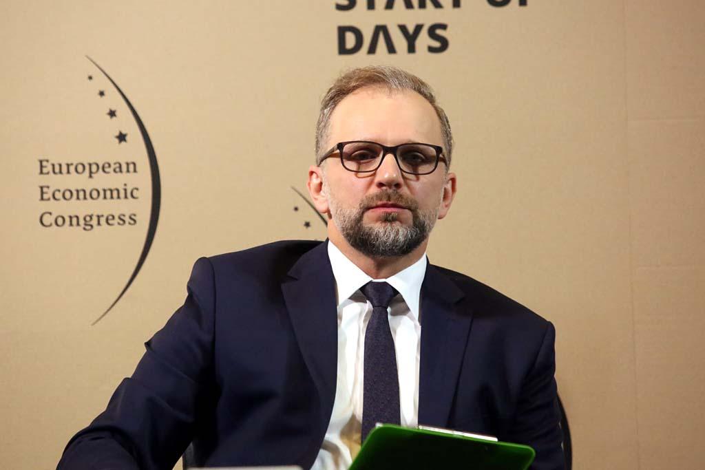 Andrzej Losor, członek zarządu, dyrektor rozwoju sprzedaży i marketingu, Górażdże Cement Fot. PTWP