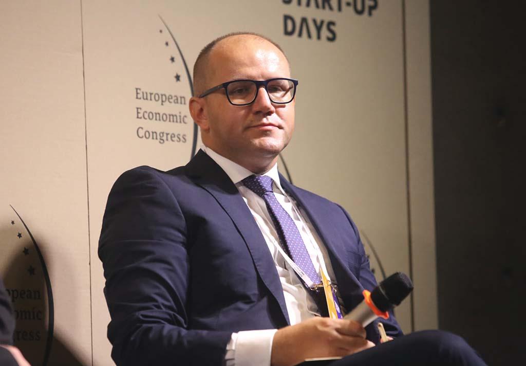 Tomasz Żuchowski, p.o. Generalnego Dyrektora Dróg Krajowych i Autostrad Fot. PTWP