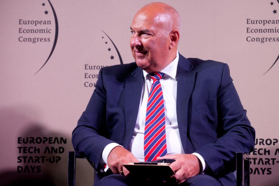 Tadeusz Kościński, minister finansów. Fot. PTWP