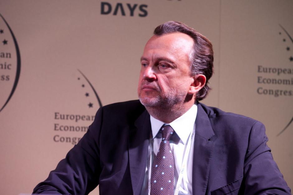 Wiesław Żyznowski, prezes Mercator Medical. Fot. PTWP