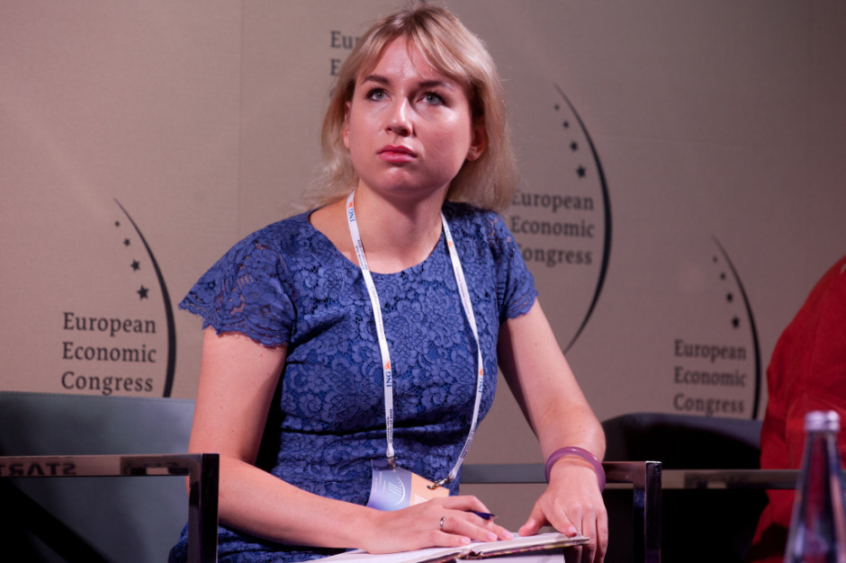 Patrycja Pendrakowska, prezes Instytutu Boyma. Fot. PTWP
