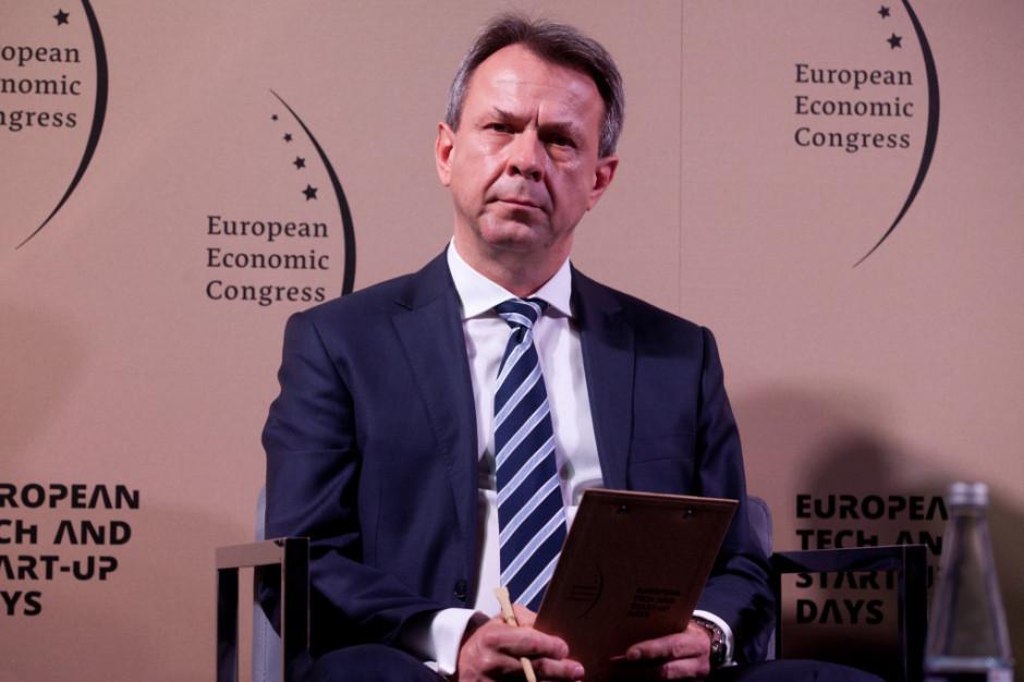 Piotr Kuba, wiceprezes ds. inwestycyjnych,PFR Towarzystwo Funduszy Inwestycyjnych. Fot. PTWP